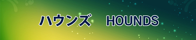 ハウンズ(HOUNDS)RMT